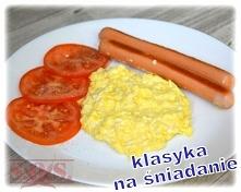 Jajecznica jest najprostszy...