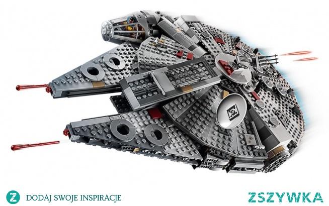 Klocki LEGO Star Wars - nowości w zabawkitotu.pl - Sokół Millennium, Wahadłowiec Kylo Rena, Yoda, Szturmowa maszyna krocząca AT-ST, Pościg na śmigaczach w Pasaanie, Myśliwiec Y-Wing Ruchu Oporu, Myśliwiec A-Wing Ruchu Oporu, Działko na Gwieździe Śmierci – zapoznaj się z nowościami LEGO®
