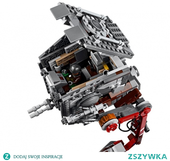 Star Wars – Sokół Millennium, Wahadłowiec Kylo Rena, Yoda, Szturmowa maszyna krocząca AT-ST, Pościg na śmigaczach w Pasaanie, Myśliwiec Y-Wing Ruchu Oporu, Myśliwiec A-Wing Ruchu Oporu, Działko na Gwieździe Śmierci – zapoznaj się z nowościami LEGO® w zabawkitotu.pl