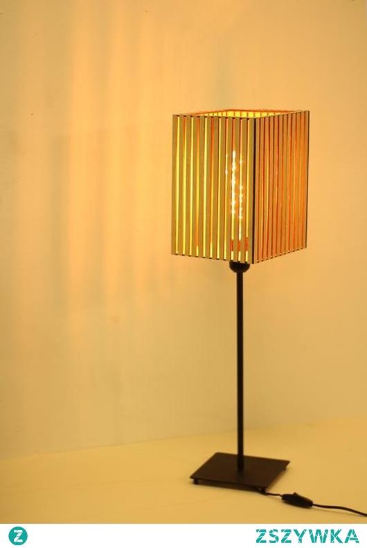 Lampa nocna Cube stołowa lampka