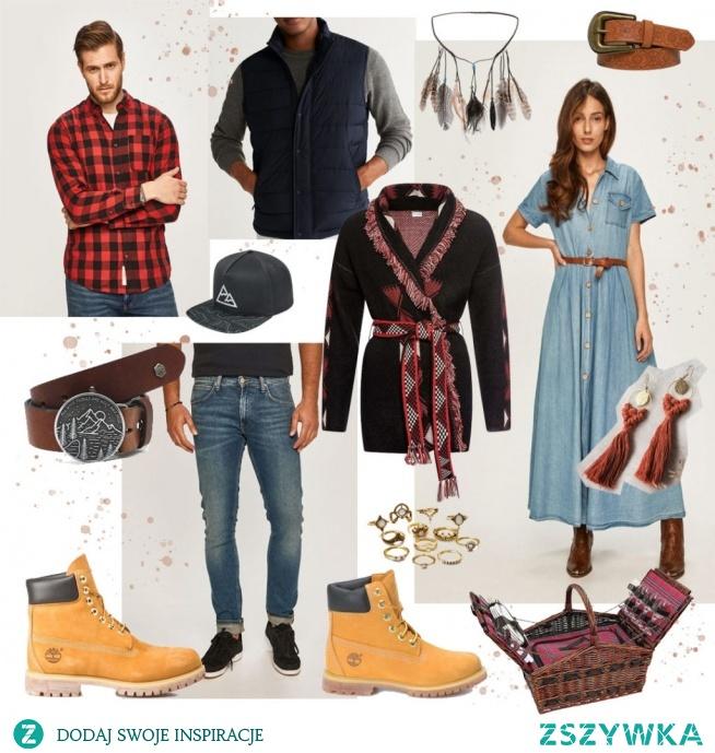 W co się ubrać na sesję narzeczeńską? – pomysły na stylizacje dla par - 7 konkretnych zestawów