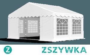 Namioty imprezowe od firmy Polotent gwarantują, że urządzisz  dobrą zabawę na świeżym powietrzu nawet pomimo niepogody!