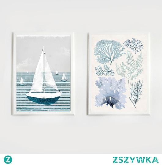 2 ilustracje | 30x40 cm