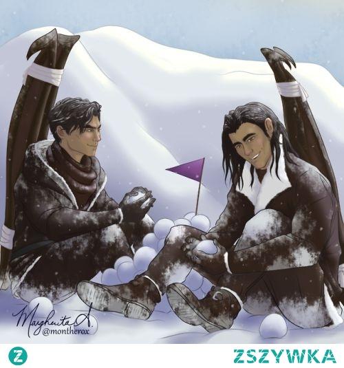 Azriel and Kasjan