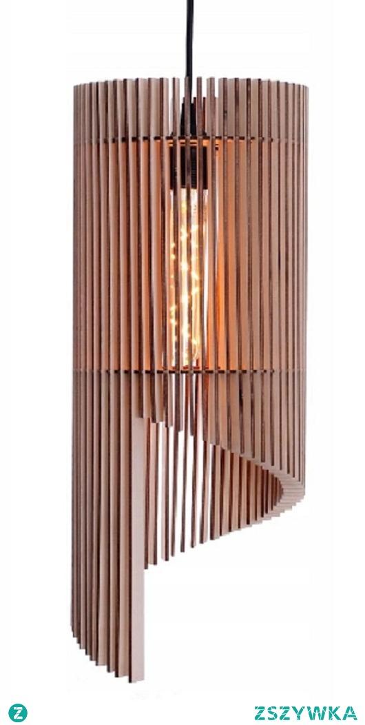 Lampa wisząca Wood
