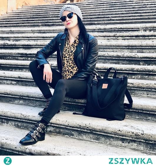 Plecak/torba Mili Urban Jungle L - czarny