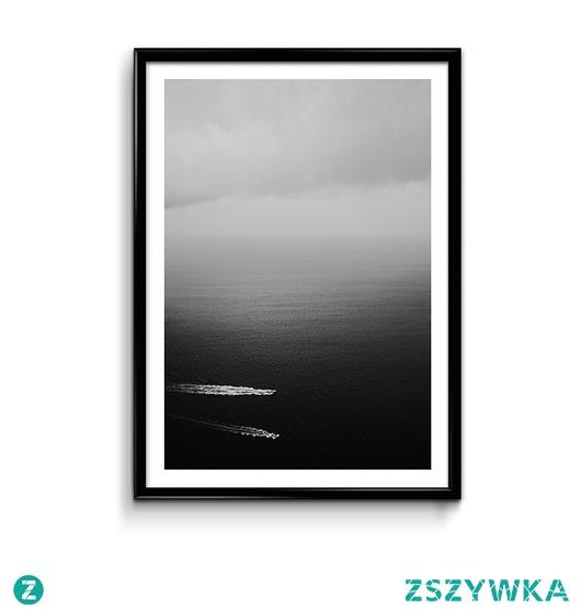 Morze - plakat