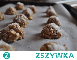 Ciasteczka bananowo - kakaowe :)