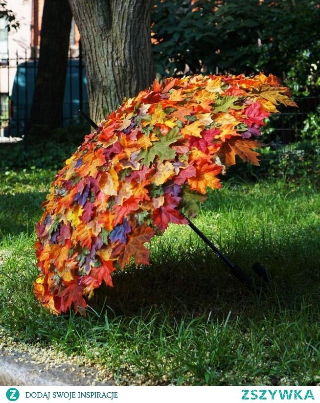 qqq Jesienna parasolka