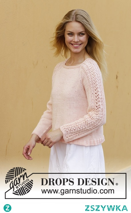 Early May Sweater by DROPS Design