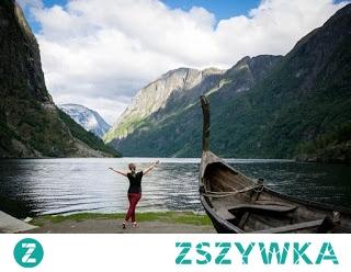 Co można zobaczyć w jeden dzień w Norwegii - opis i mapka po kliknięciu na zdjęcie