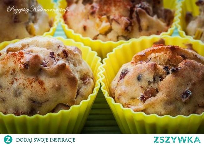 Muffiny bakaliowe Zuzy