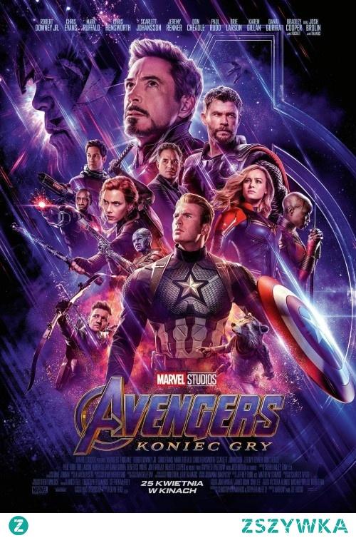 Avengers Koniec gry gdzie obejrzeć ?