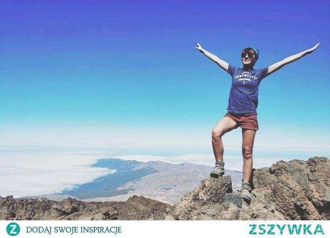 KUPON RABATOWY -10% DO WYKORZYSTANIA NA STRONIE SZWENDAMSIE. PL: ZSZYWKA Marta w Zdobywczyni na wulkanie Teide, dzięki @m_wodnik #teide #teneryfa #wyspykanaryjskie #kanary #hiszpania #wyspa #wulkan #szczyt #widoczki #naszczycie #góry