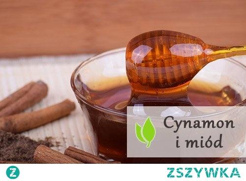 Cynamon i miód - lecznicza mieszanka