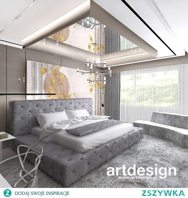 Jak urządzić dużą, wygodną sypialnię   LEAVE NO STONE UNTURNED   Wnętrza domu