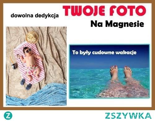 Magnes na lodówkę z Twoją grafiką? Posiadamy magnesy w różnych rozmiarach i najlepszych cenach w Polsce.