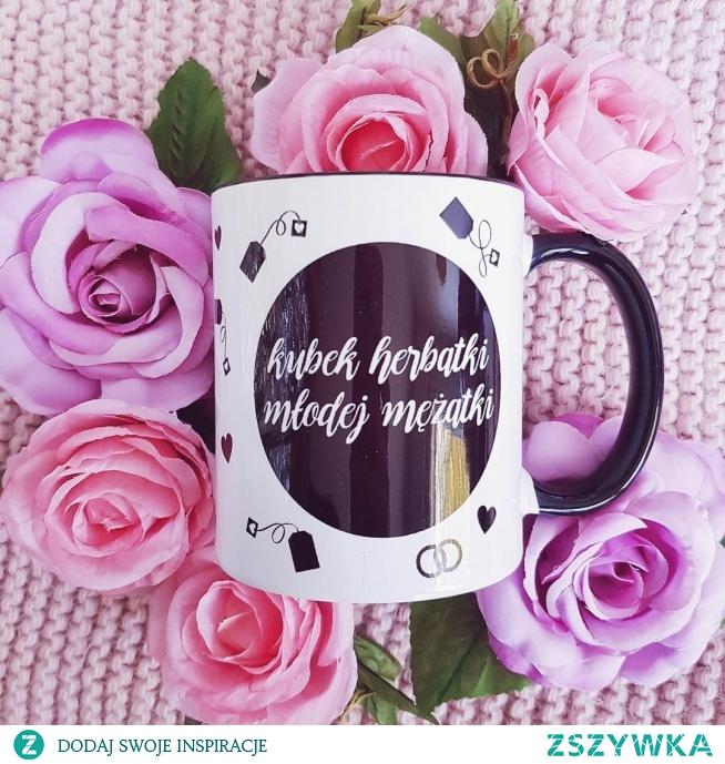 kubek herbatki młodej mężatki <3