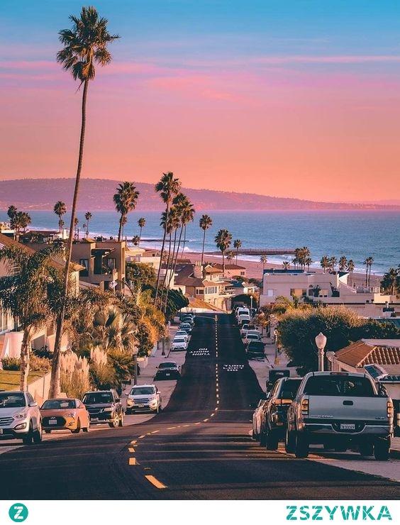 Zapraszamy na puzzle online > Niesamowity krajobraz Los Angeles <