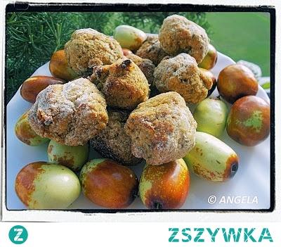 Marchewkowe kokosanki słodzone daktylami - Cocco, Carrot And Date Tea Cakes Recipe - Dolcetti alle carote, cocco e datteri