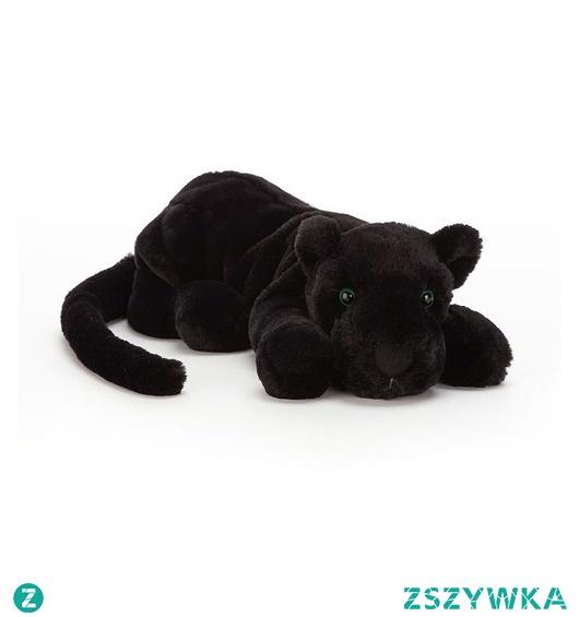Maskotka Przytulanka Czarna Pantera 29 cm