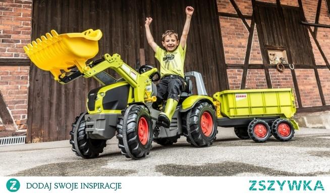 Traktorki dla dzieci w zabawkitotu.pl