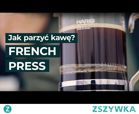French press - jak zaparzyć w nim kawę?