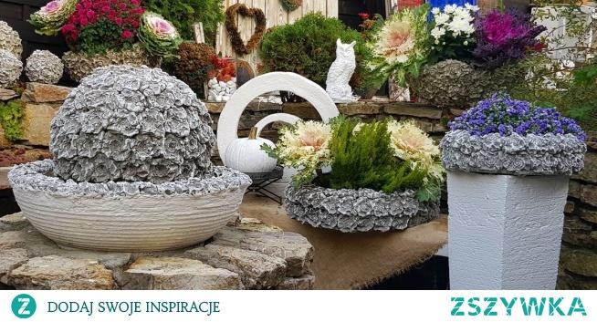 Dekoracje - ozdoby -aranżacje- inspiracje -pomysły do ogrodu taras balkon.