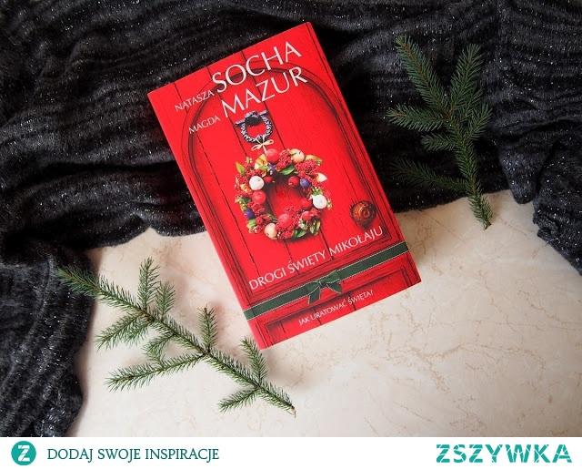 pierwsza książka w świątecznym klimacie