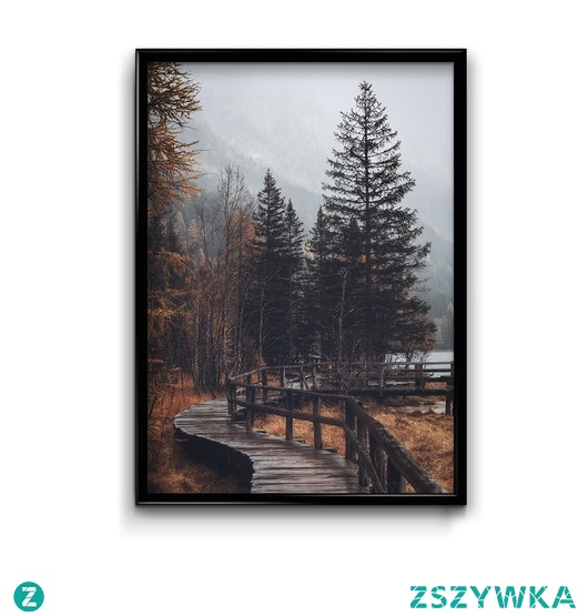 Jesień #2 - plakat