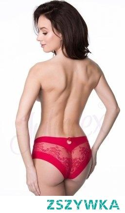 Julimex Kiss Panty Czerwone figi 32,90 PLN