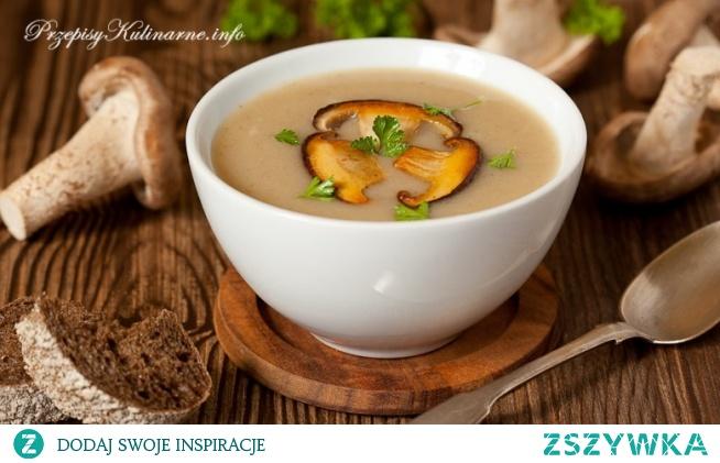 Zupa z kurek Dominiki