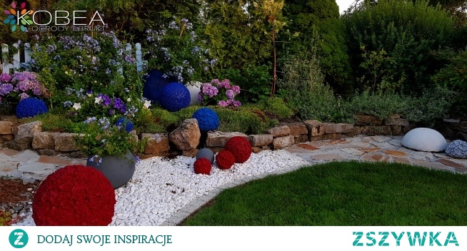 Dekoracje i ozdoby do ogrodu-kule betonowe