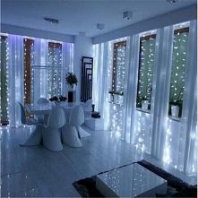 Kurtyny LED - Oświetlenie ś...