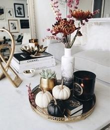 jesień na tacy ;)