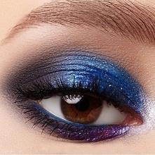 wieczorowy make up