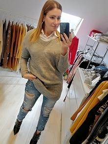 Sweter... Kliknij w zdjęcie...