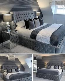 Klimatyczna sypialnia ♥ I&#...