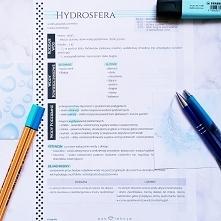 Notatka z geografii - hydro...