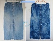 jak zafarbować dżins jeans