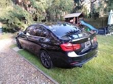 BMW 340i 2017 rok 326 koni z USA. Kolejny zakup na iaai.com