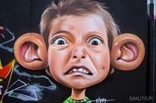 W każdym dużym mieście można znaleźć dziesiątki murali. Ale tylko Bushiwck, w...