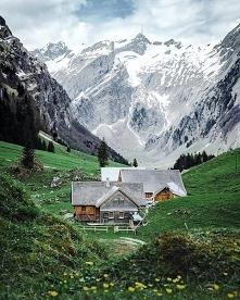 Appenzell, wieś w Szwajcarii