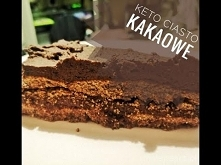 Przepis na ciasto kakaowe i...