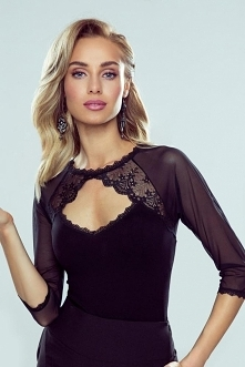 Elegancka damska bluzka Ais...