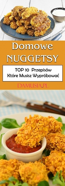 Domowe Nuggetsy – TOP 10 Py...