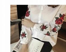 Elegancka damska koszula z ...
