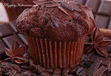 Muffinki czekoladowe Agaty