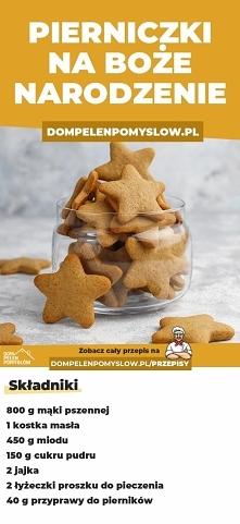 Pierniczki na Boże Narodzenie