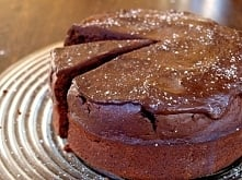 Ciasto ekstremalnie czekola...
